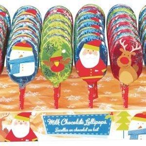 Joulutikkarit 4-Pack 40g