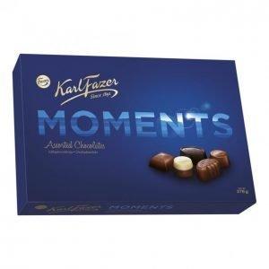 Karl Fazer Moments 400 G Suklaakonvehti