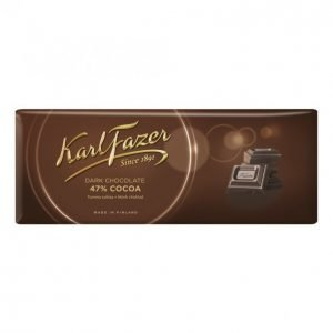 Karl Fazer Tumma Suklaa 200 G
