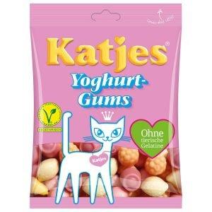 Katjes Yoghurt Gums 200 G