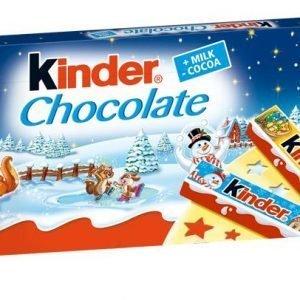 Kinder Chocolate Suklaapatukat 12 Kpl