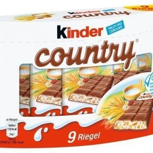 Kinder Country 9 Stk. 211