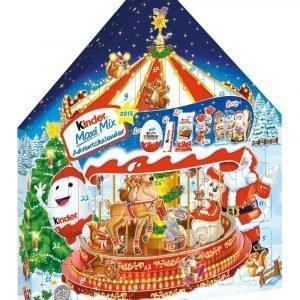 Kinder Maxi Mix 351 G Joulukalenteri