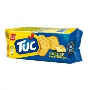 LU Tuc Suolakeksi 100 G Cheese