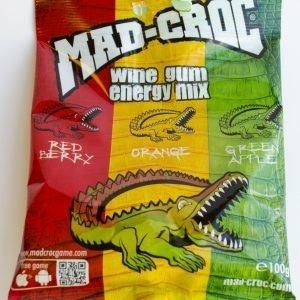 Mad Croc Wine Gum 100 G Energiamakeinen