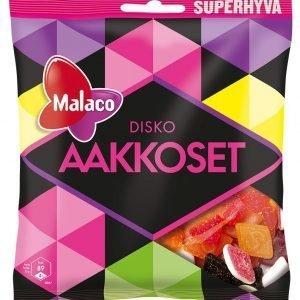 Malaco Aakkoset Disko 280 G Makeissekoitus