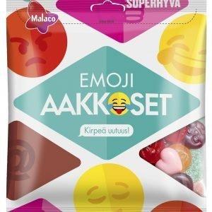 Malaco Aakkoset Emoji 315 G Makeissekoitus
