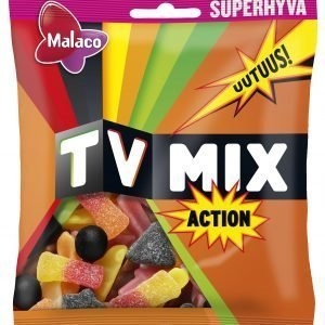 Malaco Tv Mix Action 325 G Makeissekoitus