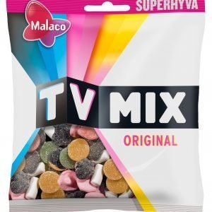 Malaco Tv Mix Original 325 G Makeissekoitus