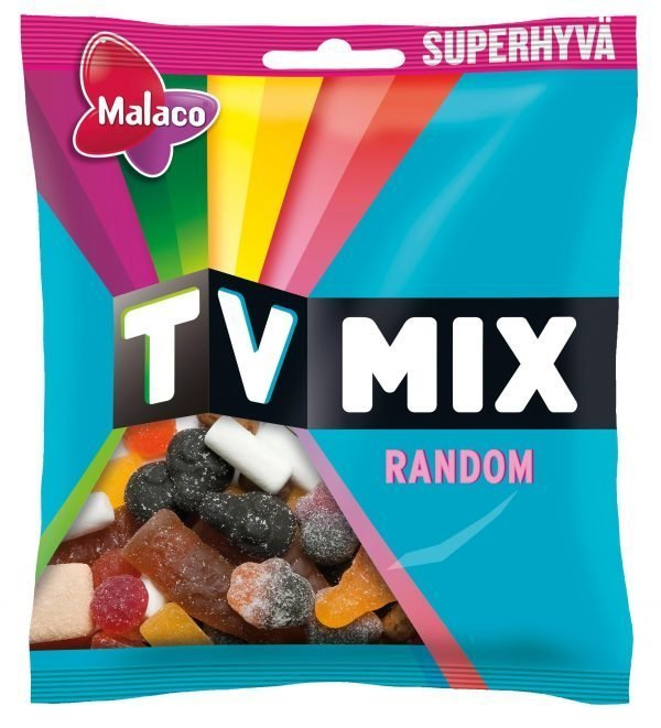 Malaco Tv Mix Random 325 G Makeissekoitus