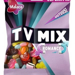 Malaco Tv Mix Romance 325 G Makeissekoitus