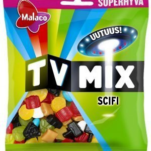 Malaco Tv Mix Scifi 315 G Makeissekoitus