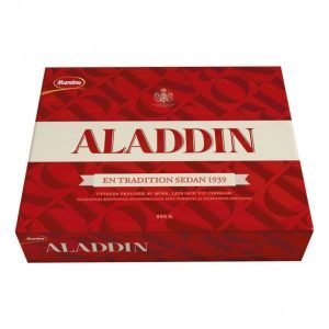 Marabou Aladdin 500 G Konvehtirasia