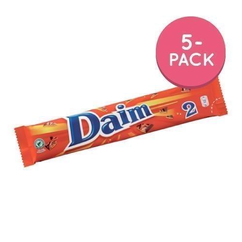 Marabou Daim 5-pack 5 x 58g