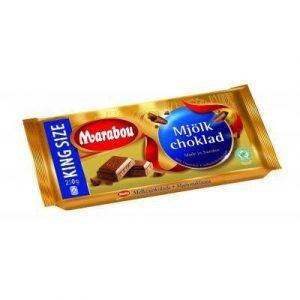 Marabou Lys Chokolade Gigant 250 G