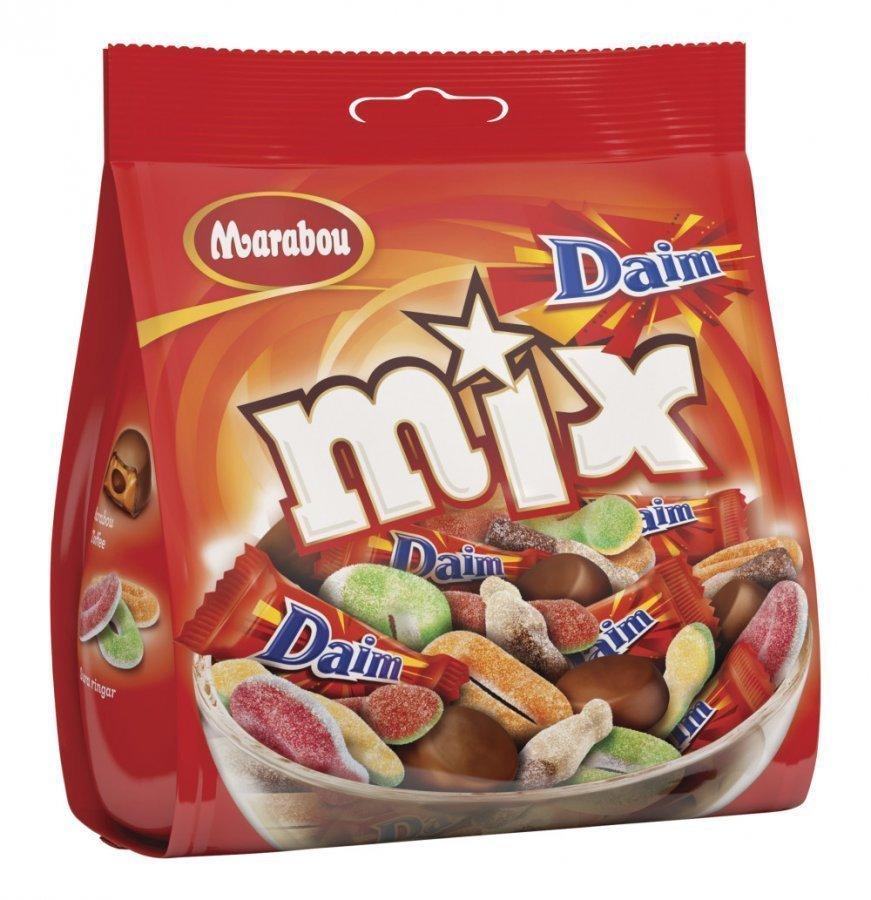 Marabou Mix 200g Daim