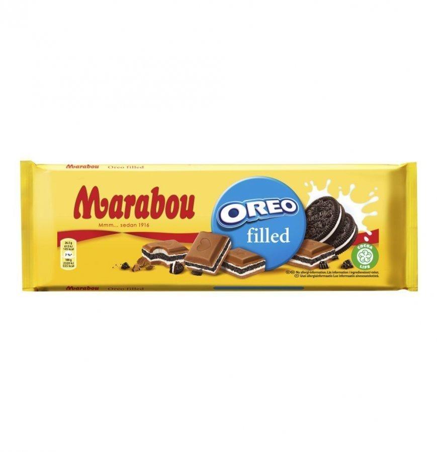 Marabou Oreo 320 G Suklaalevy