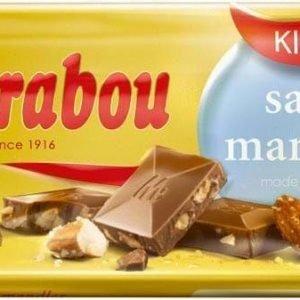 Marabou Salty Mandlar 220 G
