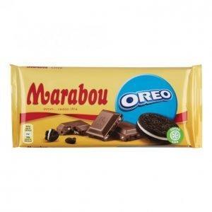 Marabou Suklaalevy 185 G Oreo