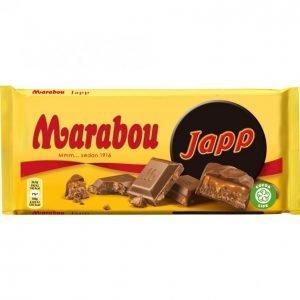 Marabou Suklaalevy 185g Japp