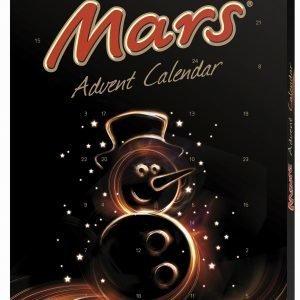 Mars 111 G Joulukalenteri