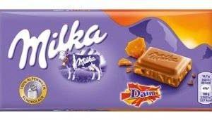 Milka Daim 100 G