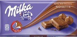 Milka Noisette 100 G