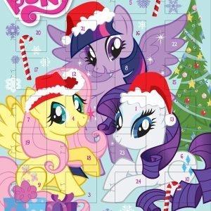 My Little Pony 65 G Suklaajoulukalenteri