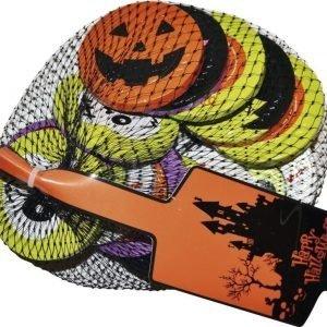 Naamiaiset Halloween suklaarahat