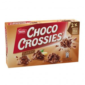 Nestle Choco Crossies Classic 150 G