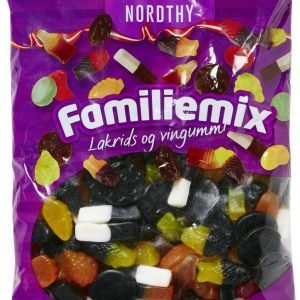 Nordthy Familiemix 900 G