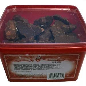 Nordthy Skum Julemænd Med Chokolade 800 G