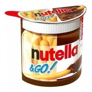 Nutella & Go 52 G