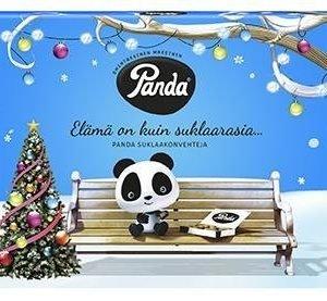 Panda 150 G Suklaakonvehtirasia