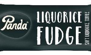 Panda Liquorice Fudge 28 G Lakritsifudge