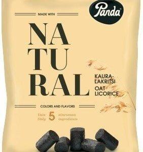Panda Natural Kauralakritsi 140g