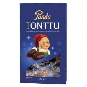 Panda Tonttu 290g Tummasuklaa-Marmeladi