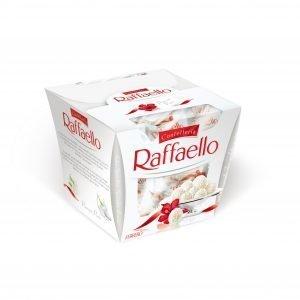 Raffaello 150 G Kookoskonvehtirasia