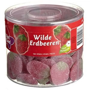 Red Band Wilde Erdbeeren 1kg Slik