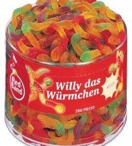 Red Band Willy Das Würmchen 1100g Slik