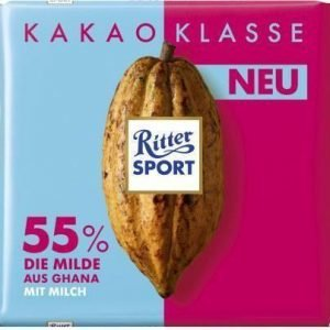 Ritter Sport Cocoa Selection 55% 100 G