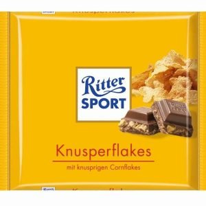 Ritter Sport Cornflakes 100 G