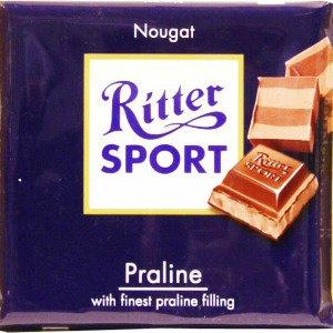 Ritter Sport Nougat Praline