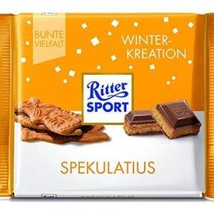 Ritter Sport Vinter Edition Spekulatius 100 G