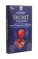 Secret Passion Luomu Mansikka tummasuklaalevy 70g