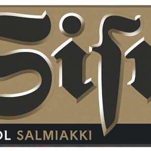 Sisu Xylitol Salmiakki 36 G Pastilli