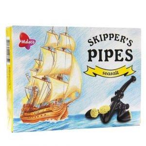 Skipper's Pipes Seasalt 340g