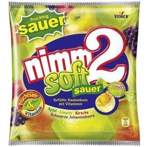 Storck Nimm2 Soft Sauer 195 G