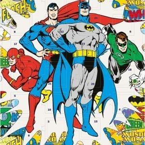 Superheroes 65 G Suklaajoulukalenteri
