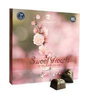 Sweet Hearts for you maitosuklaa ganache konvehti 224g